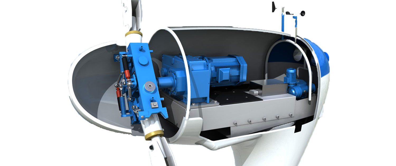 WES turbine technology