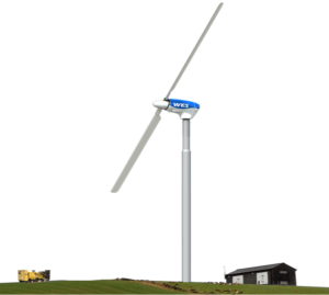 WES windturbine technology small