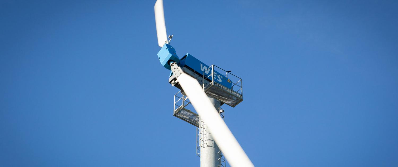 WES100-windturbine
