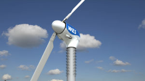 wes turbines