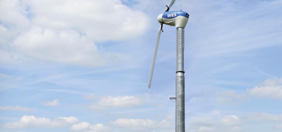15 meter mast wes