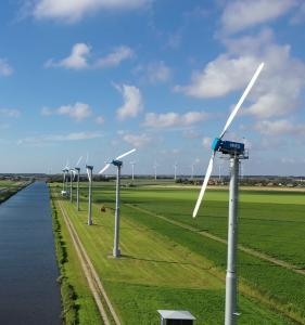 wind farm zijpe