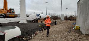 Bouw Turbine Calais (1)